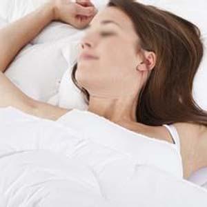 颈椎病正确睡姿图片7