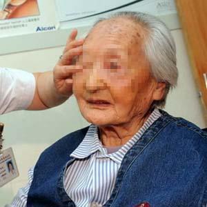 老年人白内障2