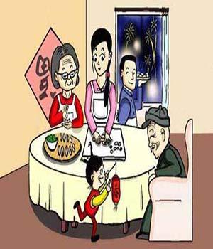 春节将至 老人如何健康过节